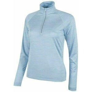 Galvin Green Dina Insula Womens Sweater Blue Bell L