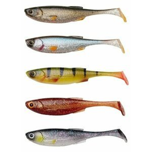 Savage Gear Craft Shad Mix Clear Water Mix 10 cm 6 g