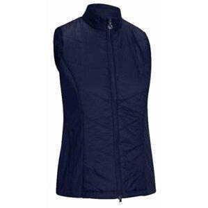Callaway Primaloft Quiled Womens Vest Peacoat XS