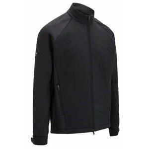 Callaway Full Zip Puffer Mens Jacket Caviar L
