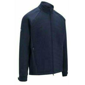 Callaway Full Zip Puffer Mens Jacket Peacoat M