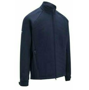 Callaway Full Zip Puffer Mens Jacket Peacoat 2XL