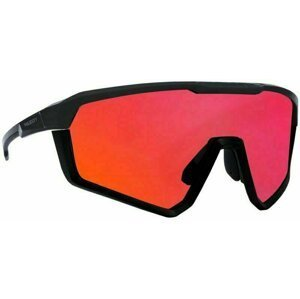 Majesty Pro Tour Black/Red Ruby + Clear Lens