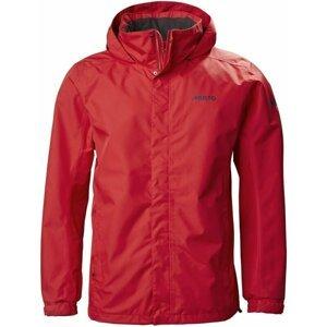 Musto Sardinia Rain Jacket Jachtařská bunda Červená XL