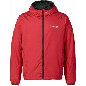 Musto LPX Primaloft Stretch Midlayer Jacket Jachtařská bunda Červená 2XL