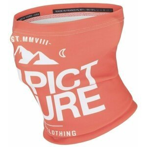 Picture Neckwarmer Hot Coral