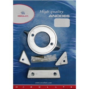 Osculati Anode Kit Volvo Penta 290 - Zinc (B-Stock) #925849