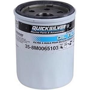 Quicksilver Oil Filter 35-8M0065103 (B-Stock) #926589