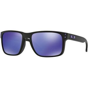 Oakley Holbrook Matte Black/Violet Iridium (B-Stock) #927077
