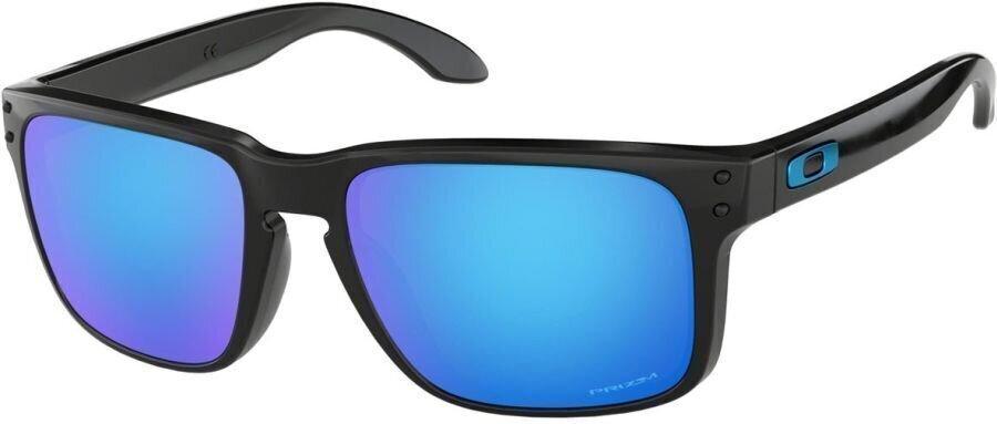 Oakley Holbrook Polished Black/Prizm Sapphire (B-Stock) #927755