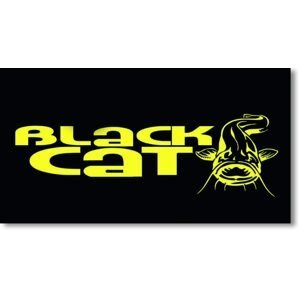 Black Cat Samolepka 21cm x 14,8cm