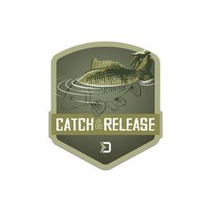 Delphin Nálepka Catch and Release
