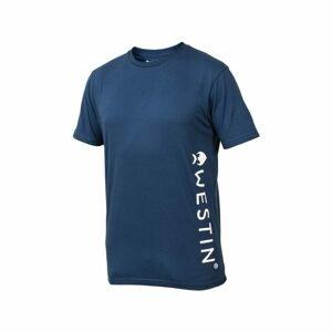 Westin Tričko Pro T-Shirt Navy Blue - XL