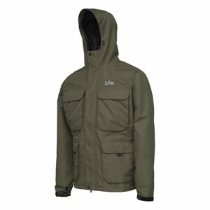 DAM Bunda Manitoba Fishing Jacket Thyme Green - XXXL