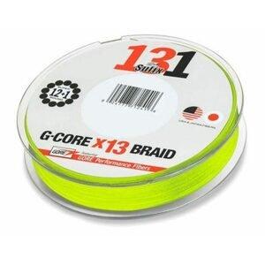 Sufix Šňůra 131 G-Core svítivě zelená 150m