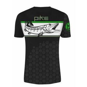 Hotspot Design Tričko Linear Pike - XXL
