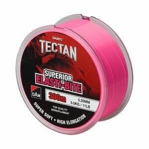 DAM Vlasec Damyl Tectan Easti Bite Monofilament Růžový 300m - 0,20mm