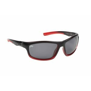Fox Rage Brýle Black and Red Wrap Sunglasses