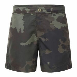Korda Kraťasy LE Quick Dry Shorts Kamo - XXXL