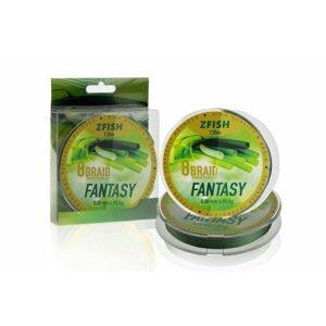Zfish Šňůra Fantasy 8-Braid 130m - 0,10mm