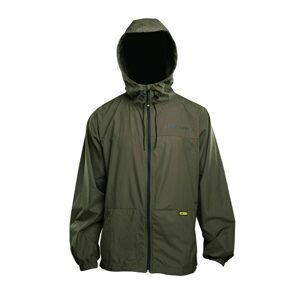 RidgeMonkey Bunda APEarel Dropback Lightweight Hydrophobic Jacket Green - M