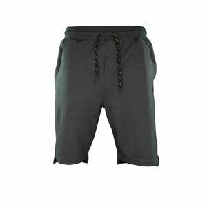 RidgeMonkey Kraťasy APEarel Dropback MicroFlex Shorts Grey - M