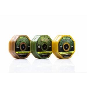 RidgeMonkey Šnůra RM-Tec Soft Coated Hooklink 20m