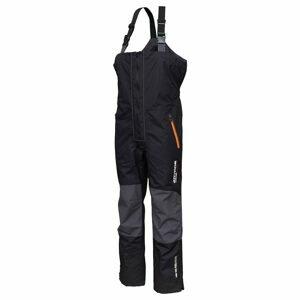Savage Gear Kalhoty WP Performance Bib&Brace Black/Grey - L