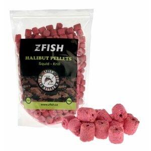 Zfish Pelety Halibut Pellets 20mm 1kg - Squid Krill