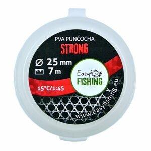 EasyFISHING Náhradní PVA punčocha Strong 7m - 25mm