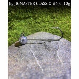 CFA Jigové hlavičky Jigmaster Classic vel.4/0 5ks - 12g