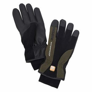 Prologic Rukavice Winter Waterproof Glove Green/Black - M