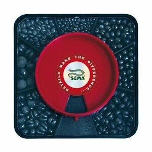 Suretti Broky dělené Mix v krabičce s podavačem 240g