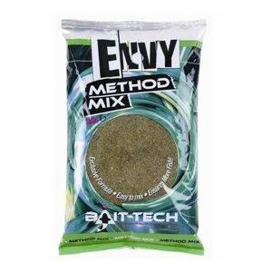 Bait-Tech Method mix ENVY GREEN HEMP / HALIBUT MIX 2kg