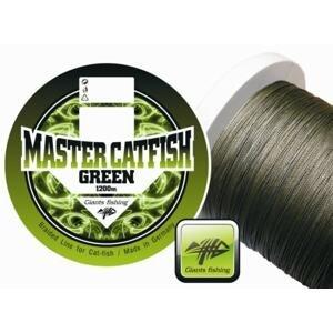 Giants Fishing Šňůra Master Catfish Green 0,80mm/1m - návin