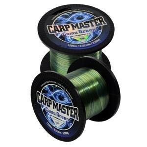 Giants Fishing Vlasec Carp Master Camu Green 1200m - 0,22mm