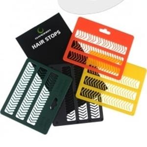 Gardner Vlasové Zarážky HAIR STOPS - žluté