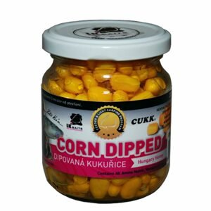 LK Baits Dipovaná kukuřice 220ml - Hungary Honey