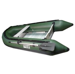 Zico Člun GL360 pevná záď, alu podlaha, vesla, pumpa
