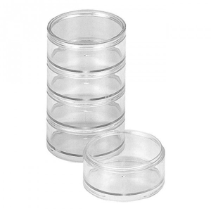 Meiho Krabičky Round Case L (5ks)
