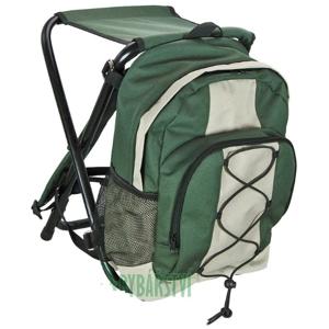 Albastar Rybářská stolička s batohem