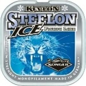 Konger Vlasec Steelon Ice 50m - 0,22mm