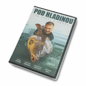 Mikbaits DVD - POD HLADINOU Za kapry a amury