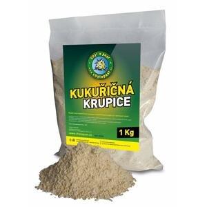 Chyť a pusť Kukuřičná krupice 1kg