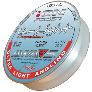 Awa-S Vlasec Ion Power Q-Light Competition 150m - 0,165mm