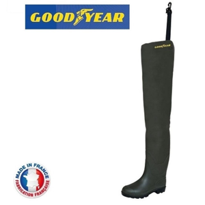 Goodyear Holinky Hip Waders Cuissarde SP Green - vel. 45