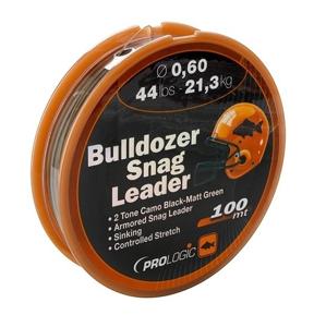 Prologic Vlasec Bulldozer Snag Leader 100m - 0,50mm / 15,6kg
