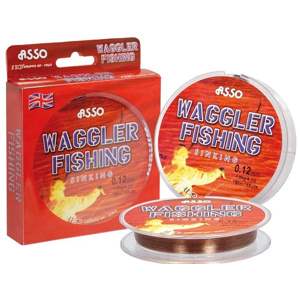 Asso Vlasec Waggler Fishing 150m - 0,18 mm