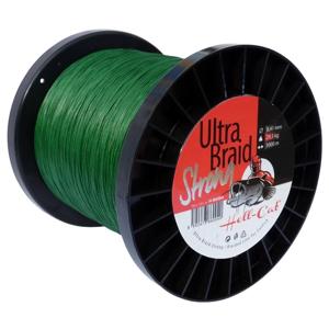 Hell-Cat Šňůra Ultra Braid Strong 1m - 0,30mm, 13,6kg