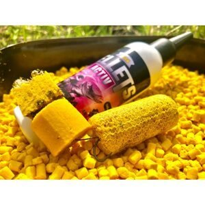 LK Baits Kukuřičné pelety - 8mm 1kg